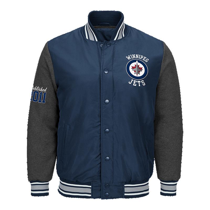 pretty nice 63b3b 34dfa Winnipeg Jets Original Varsity Jacket | Sport Chek