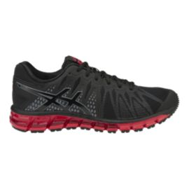 ASICS Men's Gel Quantum 180 TR Training Shoes - Black/Red
