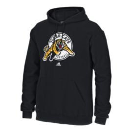 Hamilton Tiger Cats Basic Solid Team Hoodie