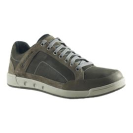 Scarpa Men's Manhattan Casual Shoes - Green/Grey