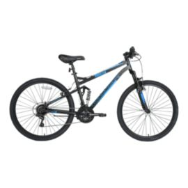 Nakamura Monster 5 Men's 27.5 Mountain Bike 2017 - Black/Blue