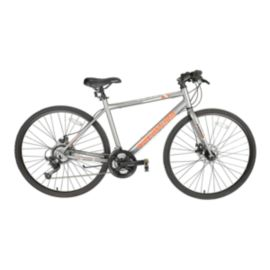Nakamura Excursion Men's 700C Hybrid Bike 2017 - Silver