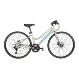 Nakamura Ascension Women's 700C Hybrid Bike 2017 - Silver
