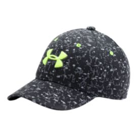 Under Armour Print Blitzing Youth Stretch Fit Cap