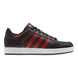 adidas Men's Varial Low Skate Shoes - Black/Red