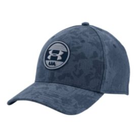 Under Armour Chambray Stretch Fit Mens' Cap
