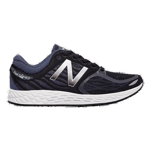 e57050d419c54 New Balance Women s Zante v3 Running Shoes - Black Pattern White ...