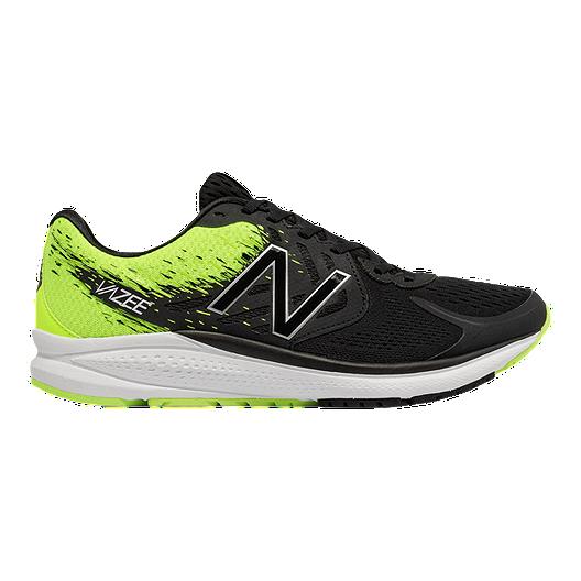 05e0b6c98b2 New Balance Men s Vazee Prism V2 Running Shoes - Black Lime Green ...