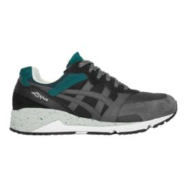 ASICS Men's GEL-LIQUE Shoes - Black/Dark Grey