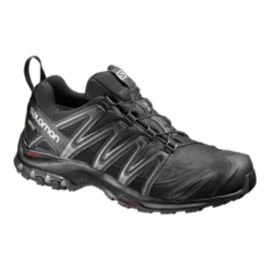 Salomon Men's XA Pro 3D GTX Running Shoes - Black/Silver