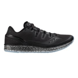 Saucony Women's Everun Freedom ISO Running Shoes - Black