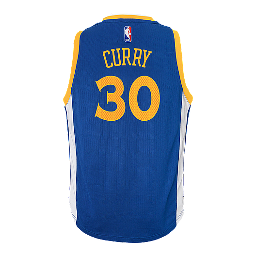 best authentic 3698b 2069e Golden State Warriors Kids' Steph Curry Basketball Jersey ...