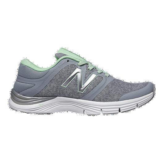 Consistente gesto Comida sana  New Balance Women's WX711 D Wide Width Training Shoes - Grey/Blue | Sport  Chek
