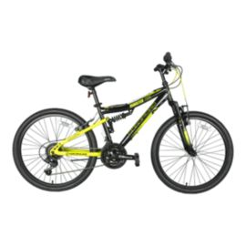 Nakamura Monster 2 Junior 24 Mountain Bike - 2017