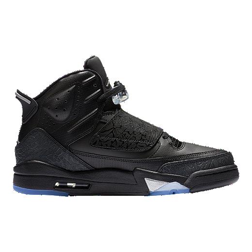 d4342c7169f Nike Men's Jordan Son of Mars Basketball Shoes - Black | Sport Chek