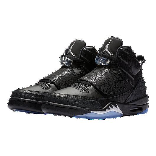 wholesale dealer 0cfa0 d591f Nike Men s Jordan Son of Mars Basketball Shoes - Black. (0). View  Description