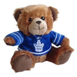 Toronto Maple Leafs 7.5 Inch Jersey Bear
