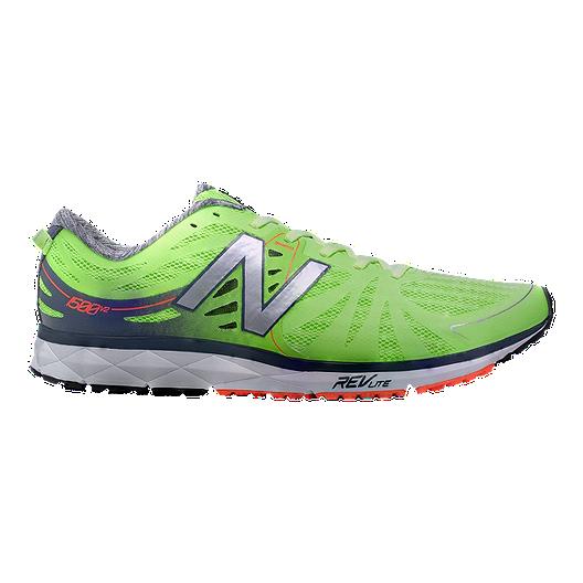 official photos aba24 69d03 New Balance Men's 1500v2 Running Shoes - Green/Silver ...