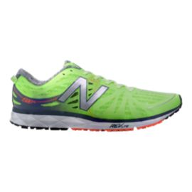 New Balance Men's 1500v2 Running Shoes - Green/Silver