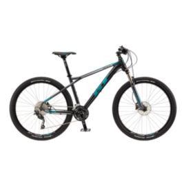 GT Avalanche Elite Women's 27.5 Gunmetal Mountain Bike - 2017