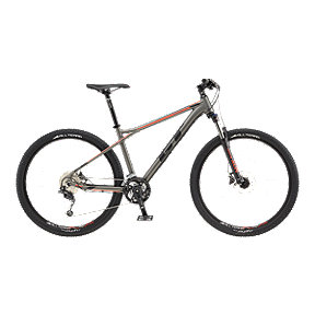 GT Avalanche Comp Men's 27.5 Gunmetal Mountain Bike - 2017