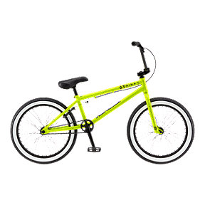 GT Performer Men's 20.5 Yellow BMX - 2017