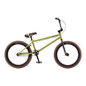 GT Team Wise Men's 20.75 Green BMX - 2017