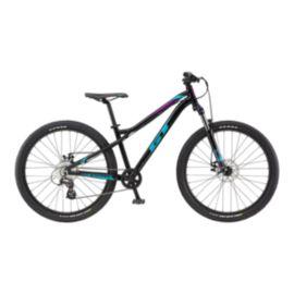 Gt Stomper Ace Kids 26 Black Pink Mountain Bike 2017 Sport Chek