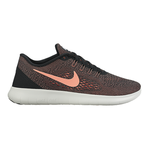 info for 0c0cb ee04a Nike Women's Free RN 2016 Running Shoes - Black/Pink   Sport ...