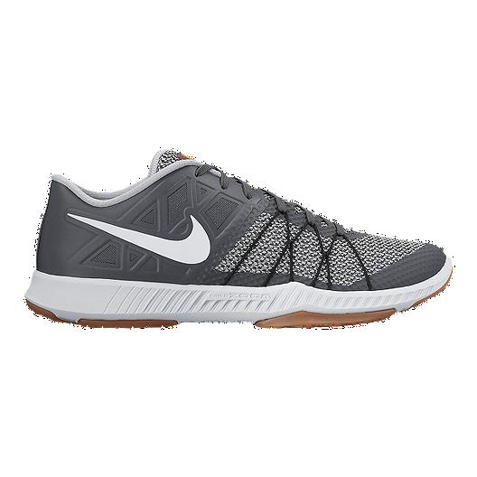 59770463b111 Nike Men s Zoom Train Incredibly Fast Men s Training Shoes - Grey Gum