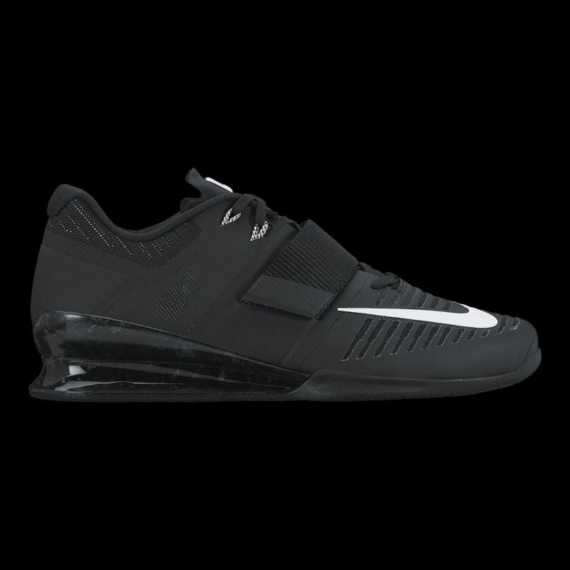 Nike Uomo Romaleos 3 Weightlifting Sport scarpe Nero   Sport Weightlifting Chek 72970e