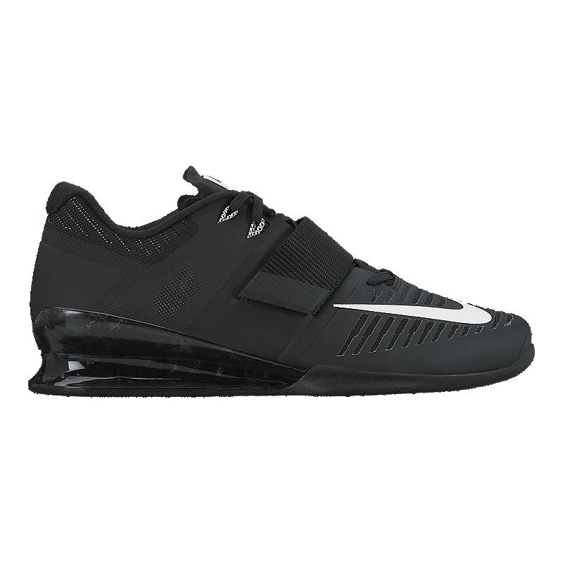 14d5688bd2e3 Nike Men s Romaleos 3 Weightlifting Shoes - Black