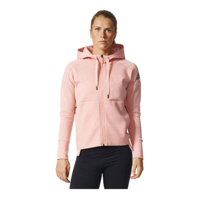 adidas Women's Athletics Stadium Full Zip Hoodie