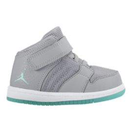 Nike Air Jordan 1 Flight 4 Kids' Toddler Running Shoes