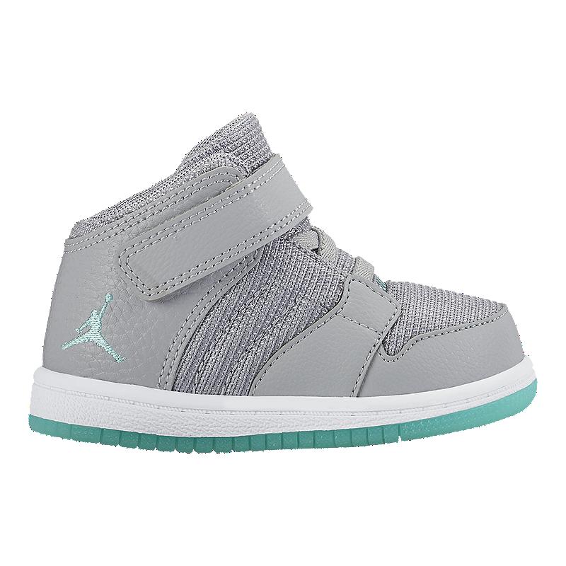 ecbb05d5b5 Nike Air Jordan 1 Flight 4 Kids' Toddler Running Shoes | Sport Chek
