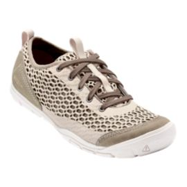 Keen Women's CNX Mercer Lace II Casual Shoes - Brind