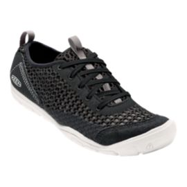 Keen Women's CNX Mercer Lace II Casual Shoes - Black