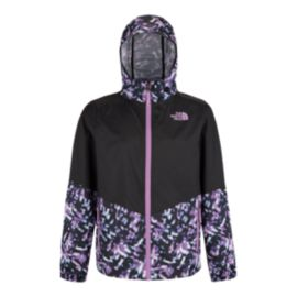 The North Face Girls' Flurry Wind Hooded Jacket