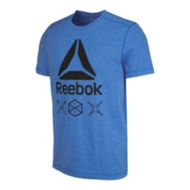 Reebok Men's Speedwick Blend T Shirt