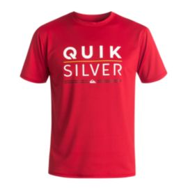 Quiksilver Fully Stacked Men's Short Sleeve Rashguard