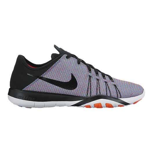 39fea205fc3a Nike Women s Free TR 6 Print Training Shoes - Multi Colour Black ...