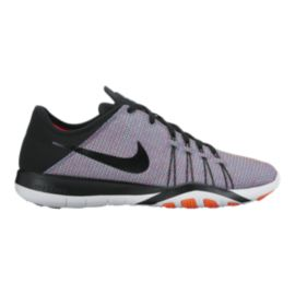 Nike Women's Free TR 6 Print Training Shoes - Multi Colour/Black