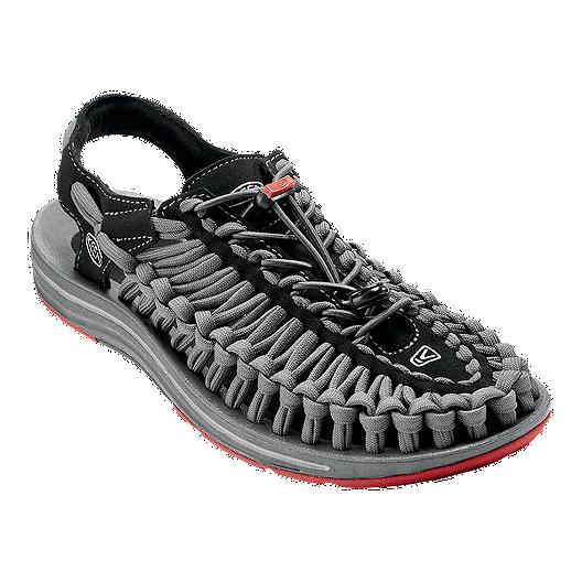 71150ad2d351 Keen Men s Uneek Sandals - Black