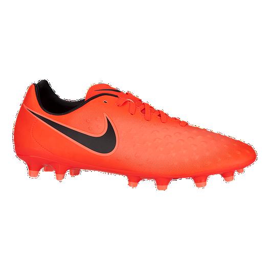 quality design 19cc9 fbcb9 Nike Men s Magista Onda II FG Outdoor Soccer Cleats - Orange Black   Sport  Chek