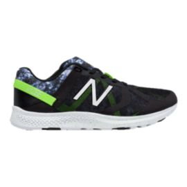 New Balance Women's Vazee Transform Training Shoes - Black/Blue Dye/Lime Green