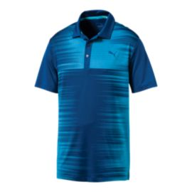 PUMA Golf Men's Frequency Polo