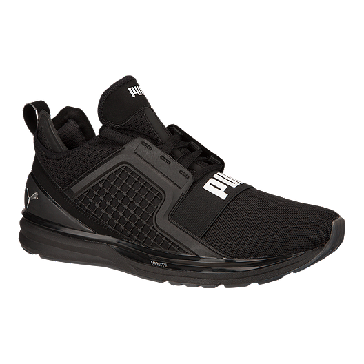 finest selection 0b75e a3196 PUMA Men's Ignite Limitless Shoes - Black