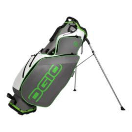 OGIO Gotham Stand Bag 2016 - White/Grey