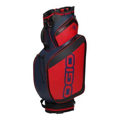 OGIO Gotham Cart Bag 2016 - Red/Blue