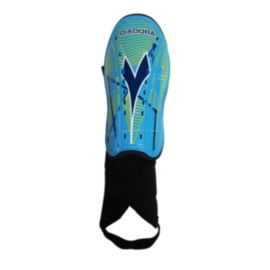 Diadora Sisma Shinguard-Blue Silver